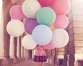 36 inch jumbo balloon, giant party balloon,wedding balloon