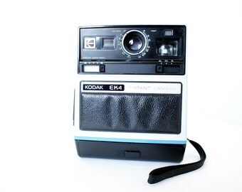 Vintage Kodak EK4 Instant Camera -  Display