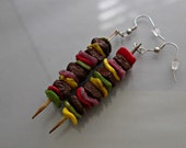 Shish Kabob Earrings