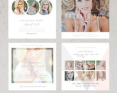 Simple Seniors Blog, Facebook and Instagram Templates