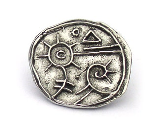 Magic Pewter Buttons Green Girl Studios