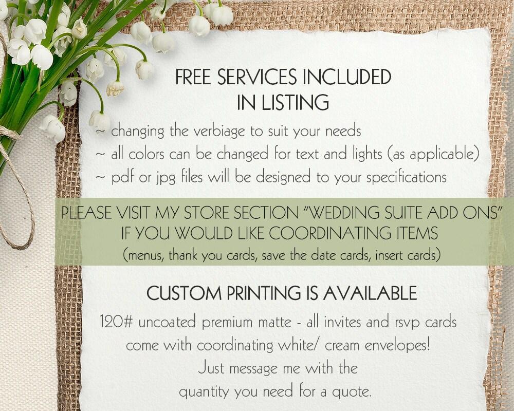 Cottage Mason Jar Wedding Invitation: Mason Jar Wedding Invitation Rustic Mason Jar Country Wedding