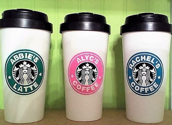 Personalized starbucks tumbler for Starbucks personalized tumbler template