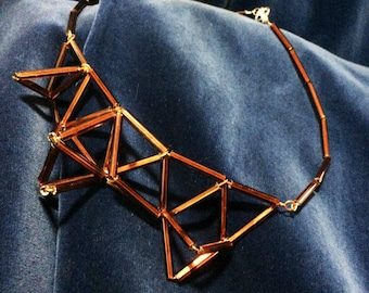 Artchitect Statement Necklace