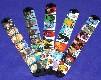 BOGO Sale Summer Clearance Handmade Bracelets - Marvel Avengers Adventure Time & More