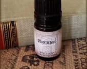 ARCANE inspired by Dragon Age Perfume Cologne Oil / Anders Perfume / Clove & Vanilla / Vegan Cologne