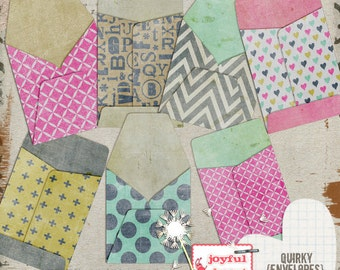 Quirky {envelopes}