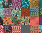 Fat Quarter Bundle - DOWRY by Anna Maria Horner - Free Spirit Fabric - 30 FQs