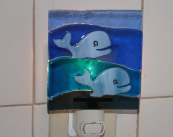 whale night light – Etsy