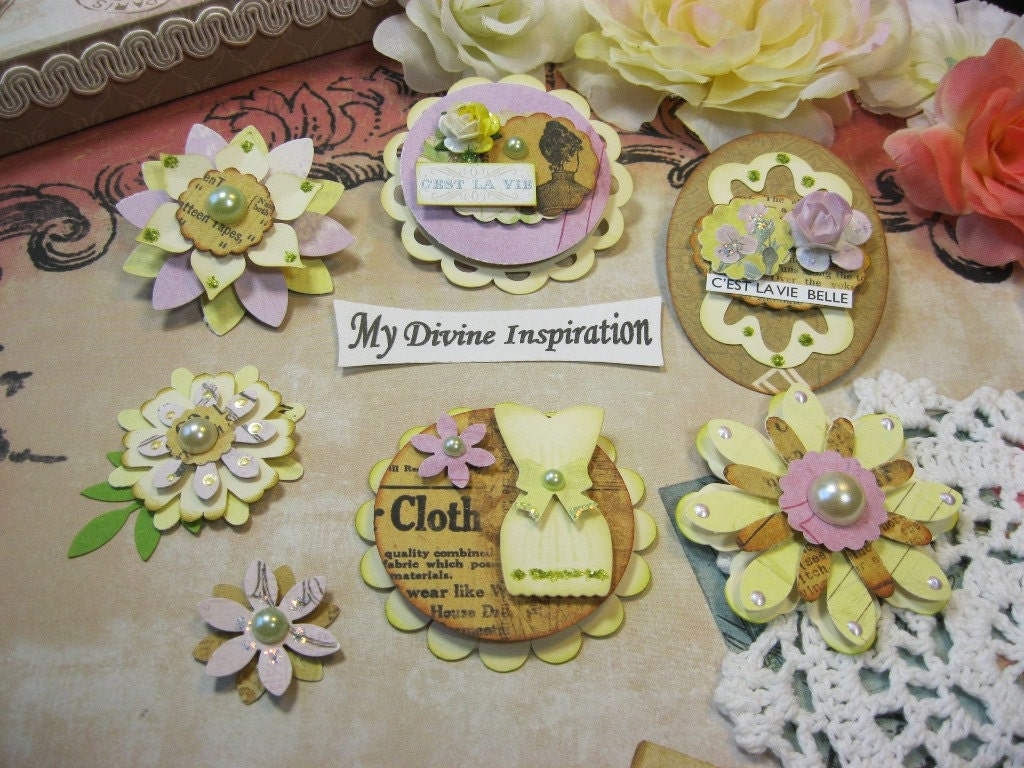 Scrapbook ideas with tags