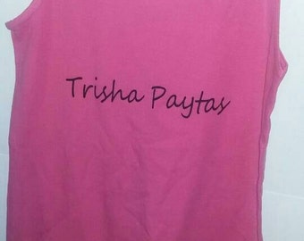 Trisha Paytas Custom T-shirts
