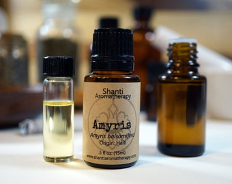 Amyris Essential Oil - West Indian Sandalwood