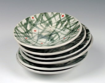 small serving plates
