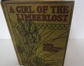 A Girl of the Llimberlost by Gene Stratton-Porter Antique Books - Classics - Vintage Novel
