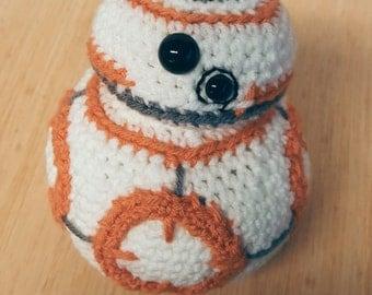 Crochet BB8 Droid from Star Wars