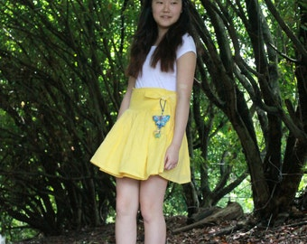 Hanbok Chima Mini**various colors available