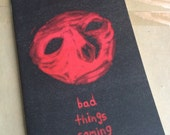 PRE-ORDER - Bad Things Coming - A short horror comic anthology