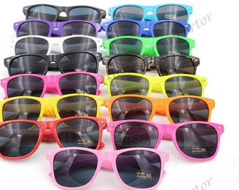 15+ print on arm Personalised sunglasses wedding favours bachelorette hen night sunglasses custom sunglasses
