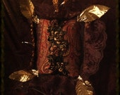 Golden And Bronze Dance Of The Ancients Plush Decor