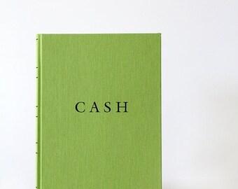 SALE vintage Cash book, nos Federal Supply Ledgers