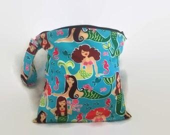 Mermaids Wet Bag-Four sizes