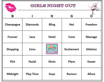 Fun Games To Play For Girls Night