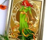 SALE**Phoenix Art Nouveau Print**