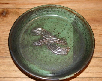 Garlic grater, ginger grater, garlic oil dish, handmade pottery, pottery dish