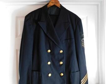 Original WW2 Era  Navy Chief Petty Officer Hospital Corpsman Dress Uniform