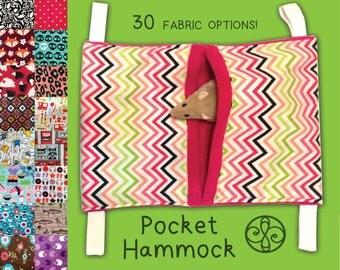 Custom Order Pocket Hammock