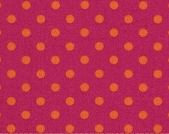 Michael Miller - Dumb Dot in Sorbet - By The Yard