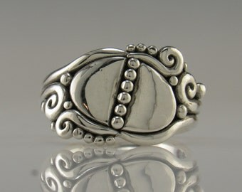 Sterling Silver Ring- One of a Kind