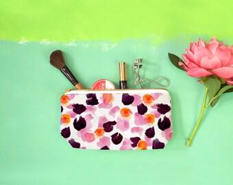 Petals Cosmetic Bag