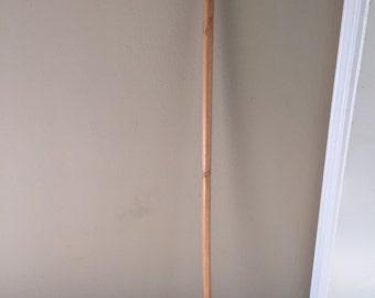Vintage bamboo cane