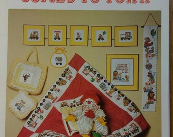 The Circus Comes to Town - Pumpkin Patch Originals - Needlework charts