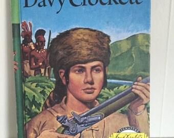 Enid Meadowcroft, Davy Crockett, 1952 Ill by C.B Falls