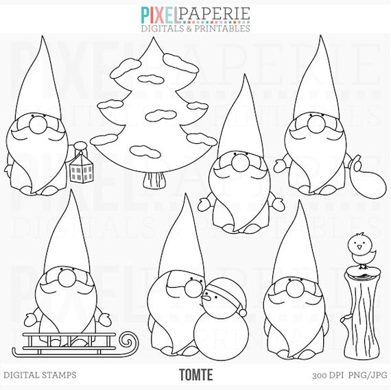 nisse coloring pages - photo#3