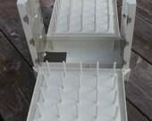 Complete Thread Spool Sewing Caddy Circa 1983