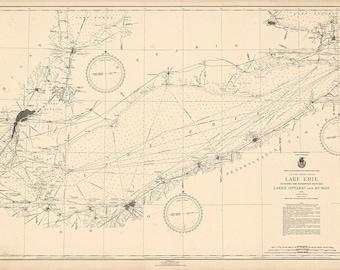 Lake Erie – 1945