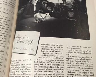 Vintage Medical Books Parke Davis Therapeutic notes oddity 1930s