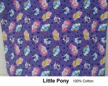 My lil Pony Cotton Kneeling Pillow