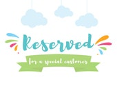 RESERVED for a special customer - Tinker Bell and Friends