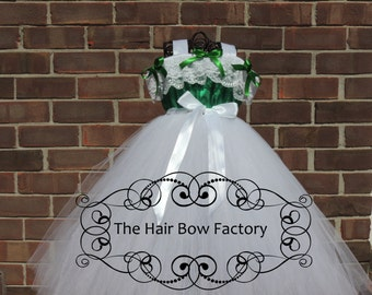 The Hair Bow Factory Gone With The Wind Scarlett Ohara tutu dress Halloween Costume Tutu Dress Size 12-24 Months to Size 12