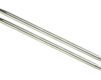 "HiyaHiya 5"" Sharp Steel Interchangeable Knitting Needle Tips"