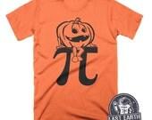 Pumpkin Pi T Shirt Funny Math Shirt Halloween Shirt Funny Pumpkin T Shirt Geek Shirt Mens Nerdy Halloween T Shirts Mens Womens Geek Tees