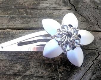 Nova Flower Hair Clip