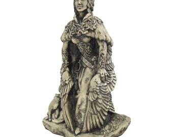 Large Freya Goddess