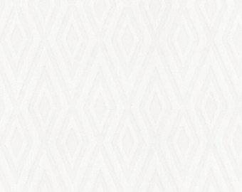 Two 26x 26 Custom Designer Decorative Pillow Covers- Euro Shams - Matelasse Diamond -  White