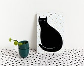 Cutting board - Cat - designed by Depeapa