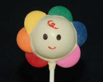 Baby First TV Cake Pops, Baby Cake Pops,